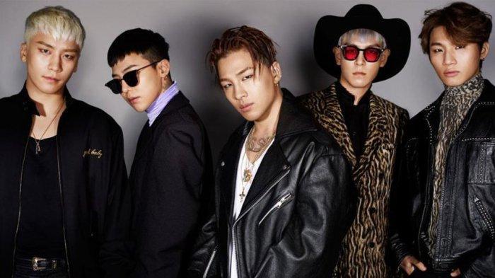 Tak Hanya Seungri Anggota Lain BIGBANG Pernah Tersandung Skandal