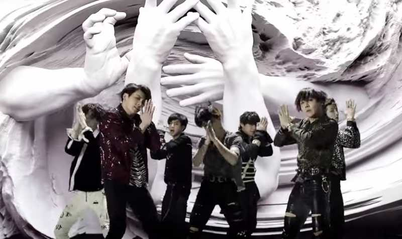 BTS Raih Paling Banyak Raih Penghargaan di AS