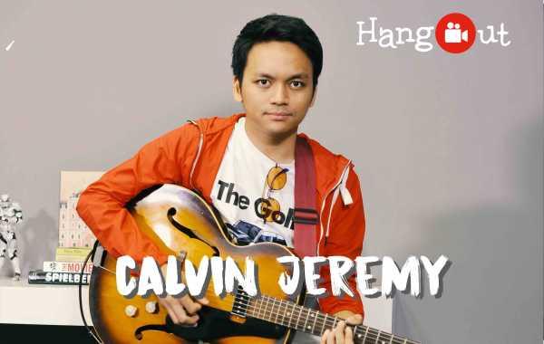Album Baru Calvin Jeremy Bawa Kembali Musik 80-an
