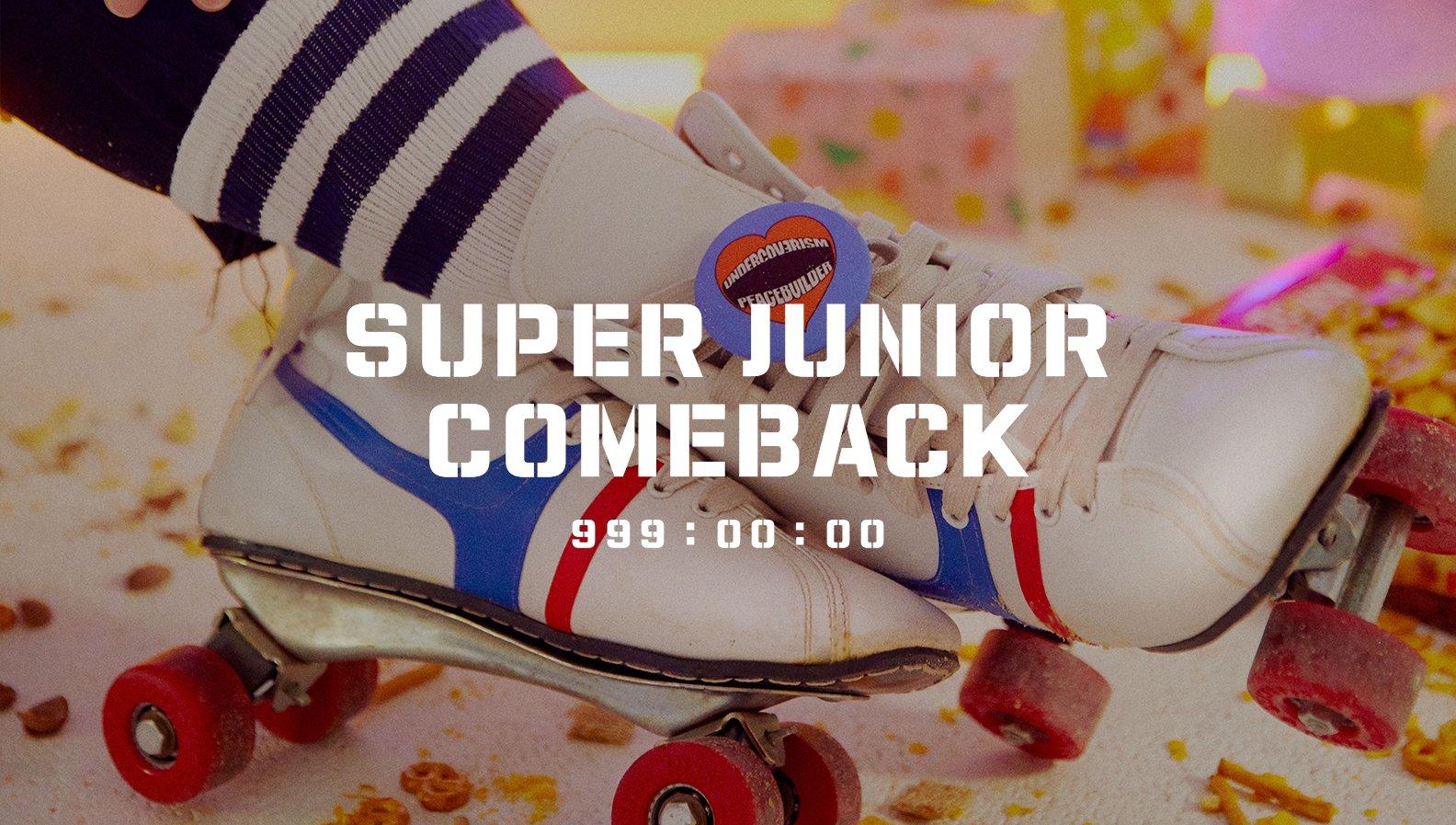 Super Junior Rilis Foto-Foto Jelang <i>Comeback</i>
