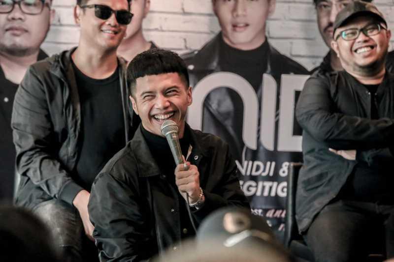 Ubay Resmi Gantikan Giring di Band Nidji
