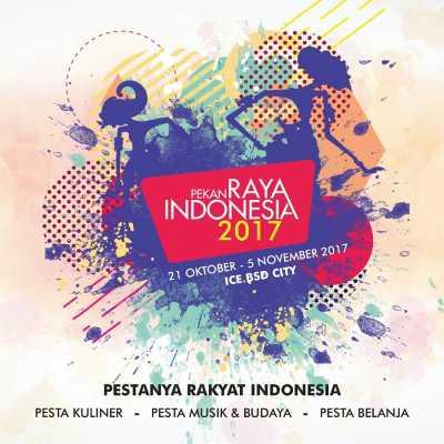Pekan Raya Indonesia 2017 Siap Digelar