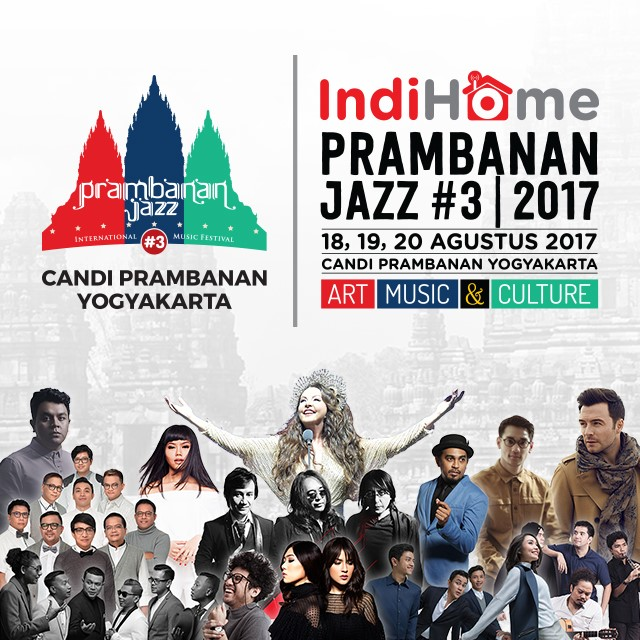 Raisa x Isyana Siap Meriahkan Prambanan Jazz 2017