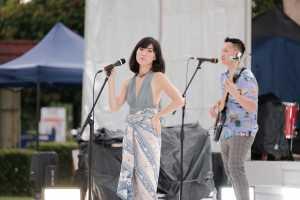 Joko In Belin tampil di Prambanan Jazz Virtual Festival 2020. (Foto: Instagram @prambananjazz)