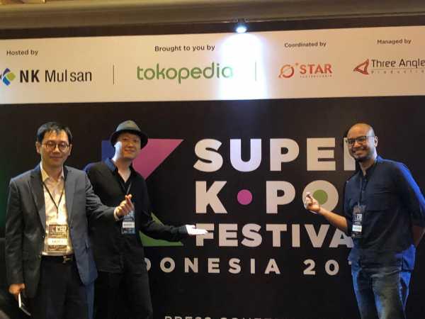 Ini Daftar Harga Tiket Super K-Pop Festival Indonesia 2019