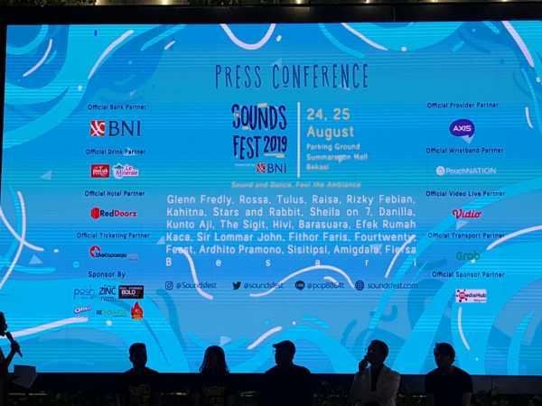 28 Ribu Tiket Soundfest 2019 Sudah Ludes, Ini 17 Fakta Menariknya