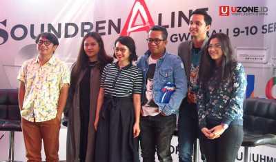 Soundrenaline 2017 Siap Hangatkan Bali