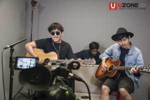 The Finest Tree mengunjungi UZONE dalam rangka promo single baru berjudul