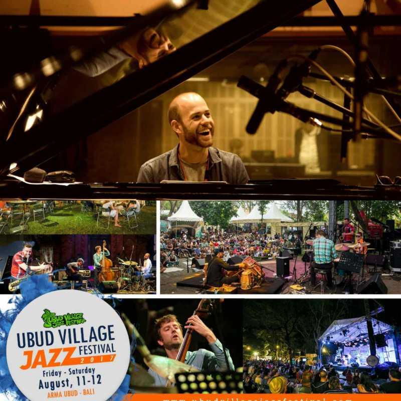Ubud Village Jazz Festival Siap Digelar untuk yang Kelima Kali