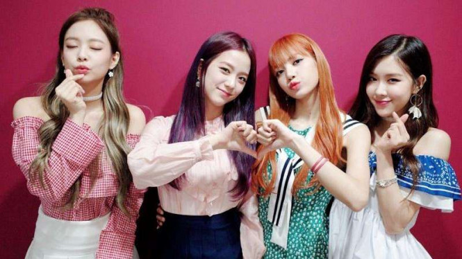 BlackPink, Grup k-Pop Pertama Tembus 700 Juta Views di YouTube