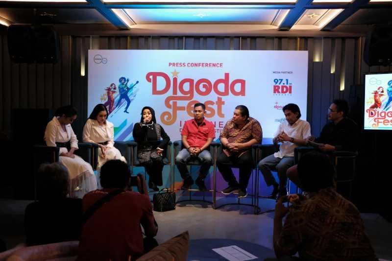 Digoda Fest 2019 Jadi Lebarannya Musik Dangdut