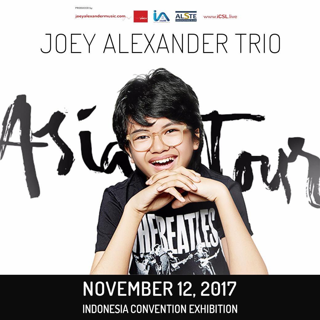 Joey Alexander, Si 'Anak Ajaib' Gelar Konser di Indonesia