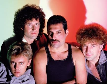 10 Lagu Ikonis dari Band Rock Queen
