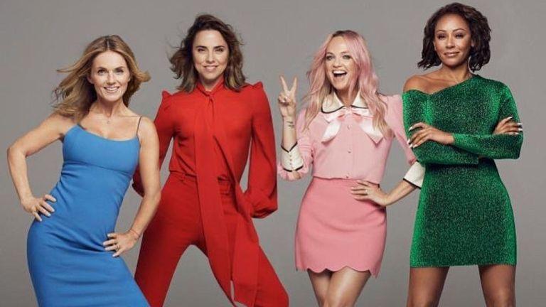 Adele Sampai Nangis Lihat Spice Girls Konser Reuni
