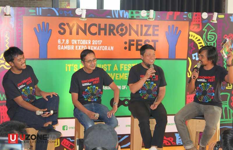 Synchronize Festival 2017 Digelar Oktober