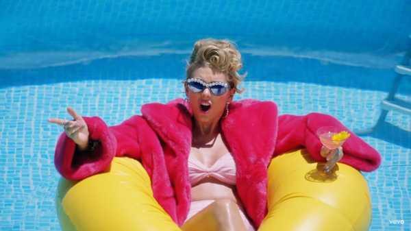 Dukung LGBTQ, Taylor Swift Rilis Lagu 'You Need to Calm Down'