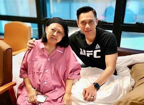 Alami Demam Tinggi, Ani Yudhoyono Dirawat di Ruang ICU
