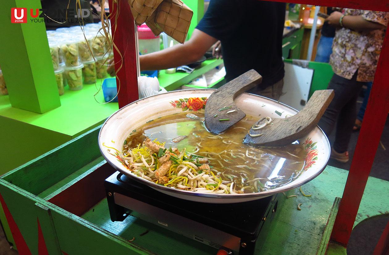 Beragam Kuliner Lokal Tersaji di Pekan Raya Indonesia