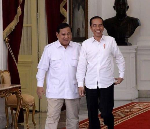 Heboh Jadi Menteri Jokowi, Prabowo Ternyata Punya 7 'Simpanan'