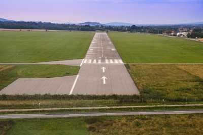 Perkembangan Proyek Landasan  Baru Bandara Soetta