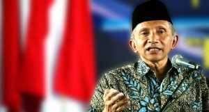 Amien Rais Batal Ikut Aksi 287 untuk Tolak Perpu Ormas