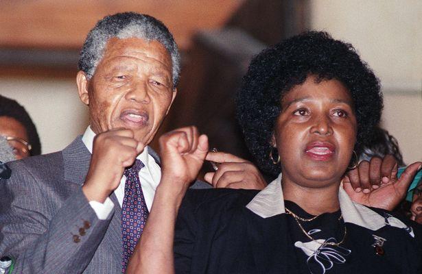 Kisah Mandela yang Ceraikan Istri karena Selingkuh