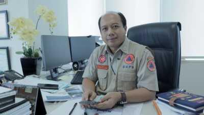 Pak Sutopo dan 'Hobi' Tangkis Hoaks Bencana di Medsos