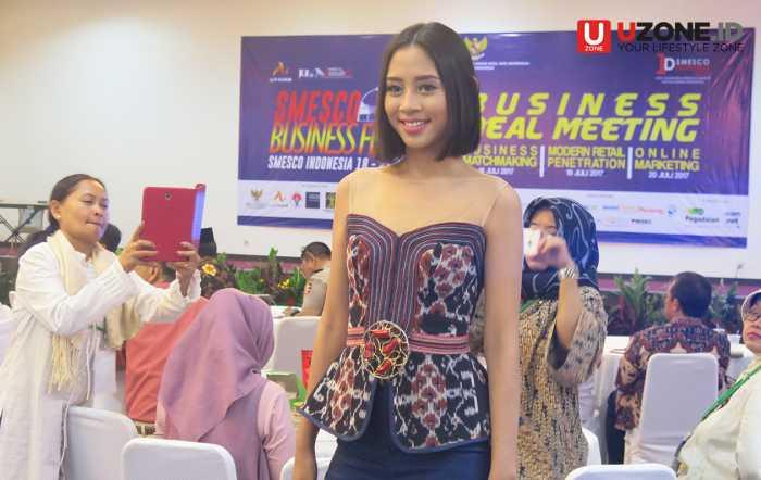 Penggiat UKM Bersaing Meraih Pasar Asing di 'Smesco Business Festival'