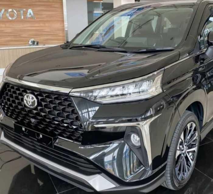 Bocoran Toyota Avanza Terbaru, Bikin Kompetitornya Minder!