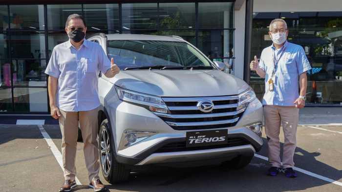 Daihatsu Terios Kini Punya Fitur Penghemat BBM