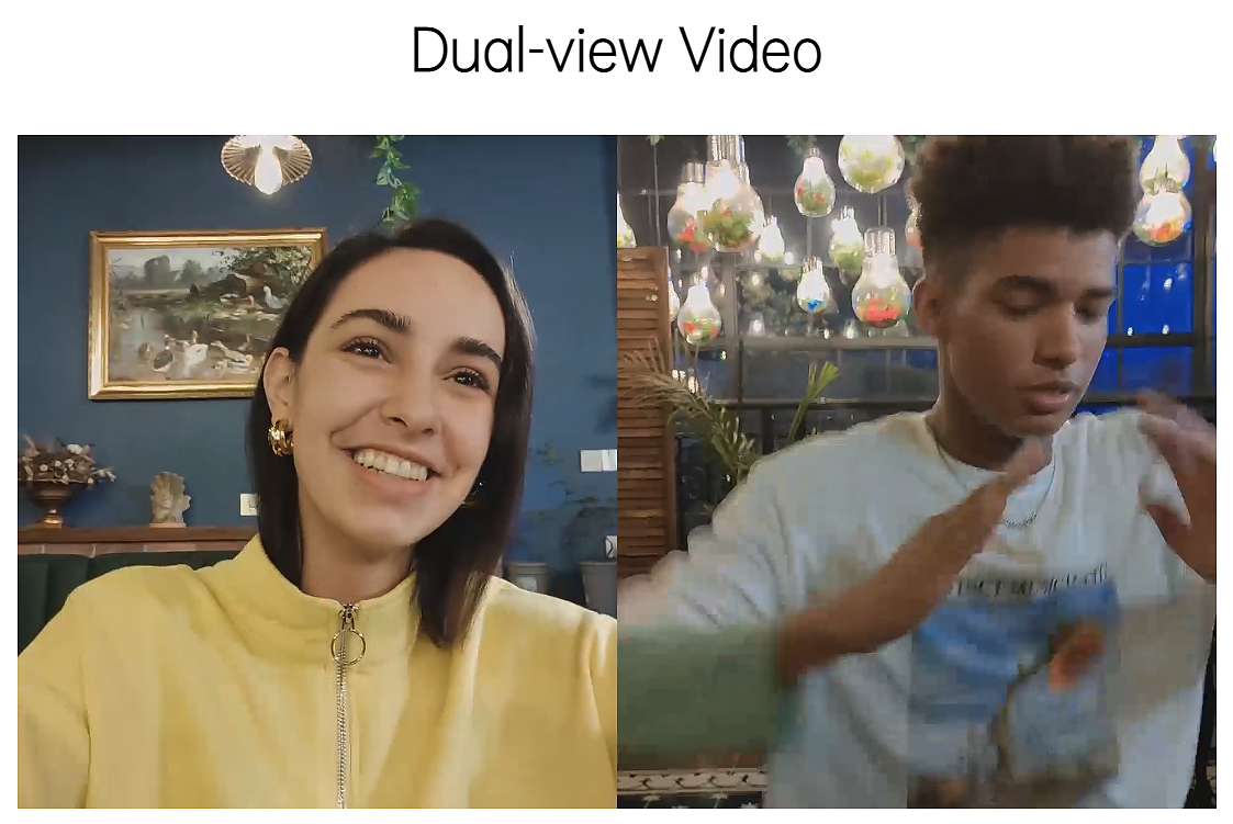 Dual View Video