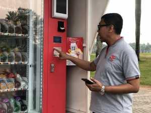 QRen adalah platform untuk merchant yang memunculkan Quick Response (QR) berbasis QR Code Indonesia Standar (QRIS) dari Bank Indonesia (BI). (Uzone.id/Birgitta Ajeng)