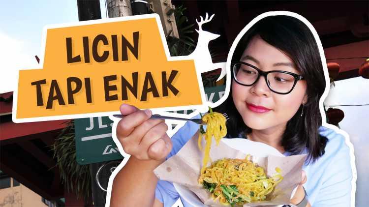 Video: Jauhjauh ke Bogor Demi Mi Glosor