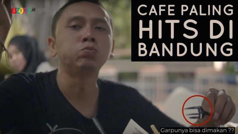 RAKUS : Picknick Kaliki, Cafe Rooftop Hits di Bandung