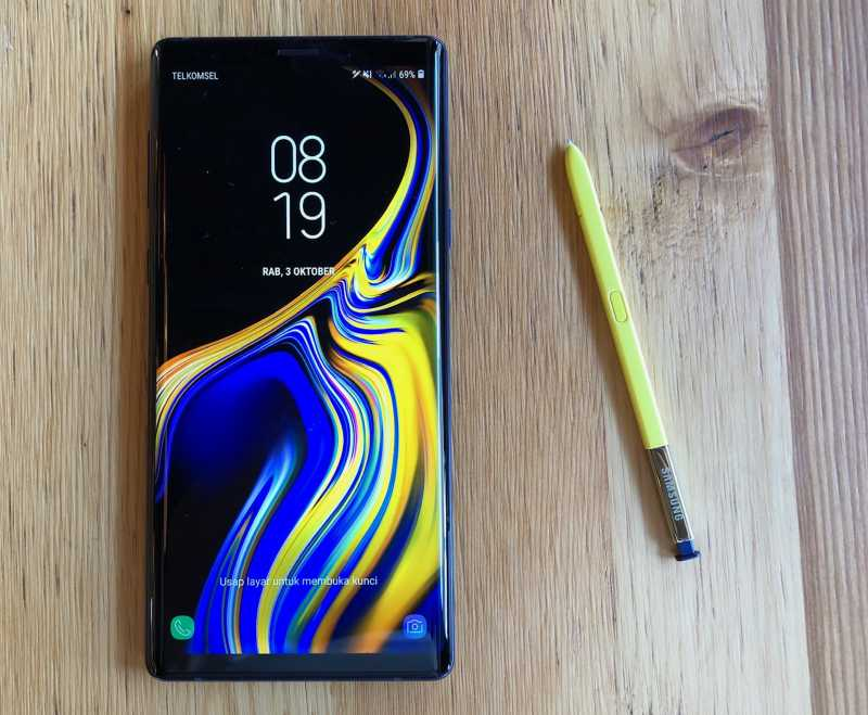 Ini 3 Video Pendek Hasil <i>Super Slow Motion</i> Samsung Galaxy Note 9