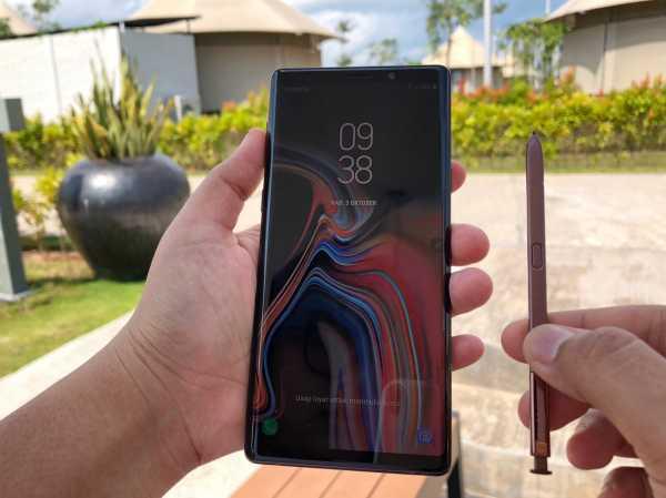 MengenalSamsung DeX, Salah Satu Fitur Unggul di Samsung Galaxy Note 9