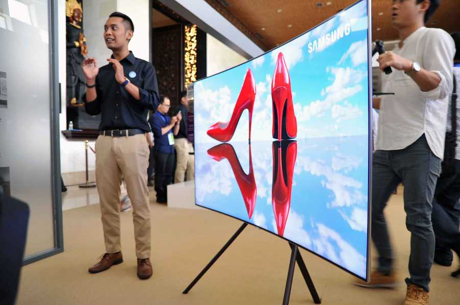QLED TV Dihadirkan Untuk Pelengkap Gaya Hidup