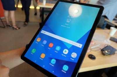 Penampakan Gawai Canggih Samsung Galaxy Tab S4