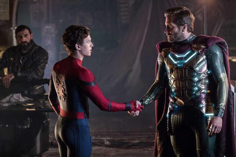 5 Fakta Di Balik Karakter Mysterio di Film Spider-Man