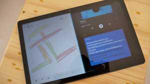 Baterainya 7.040 mAh dan pakai prosesor Snapdragon 662, Galaxy Tab A7 ini dibanderol Rp4,9 juta.