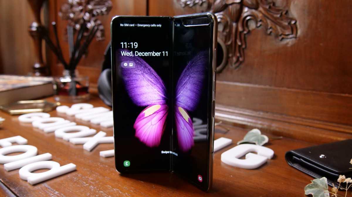 Samsung Galaxy Fold 2 Tak Akan Rilis 5 Agustus?
