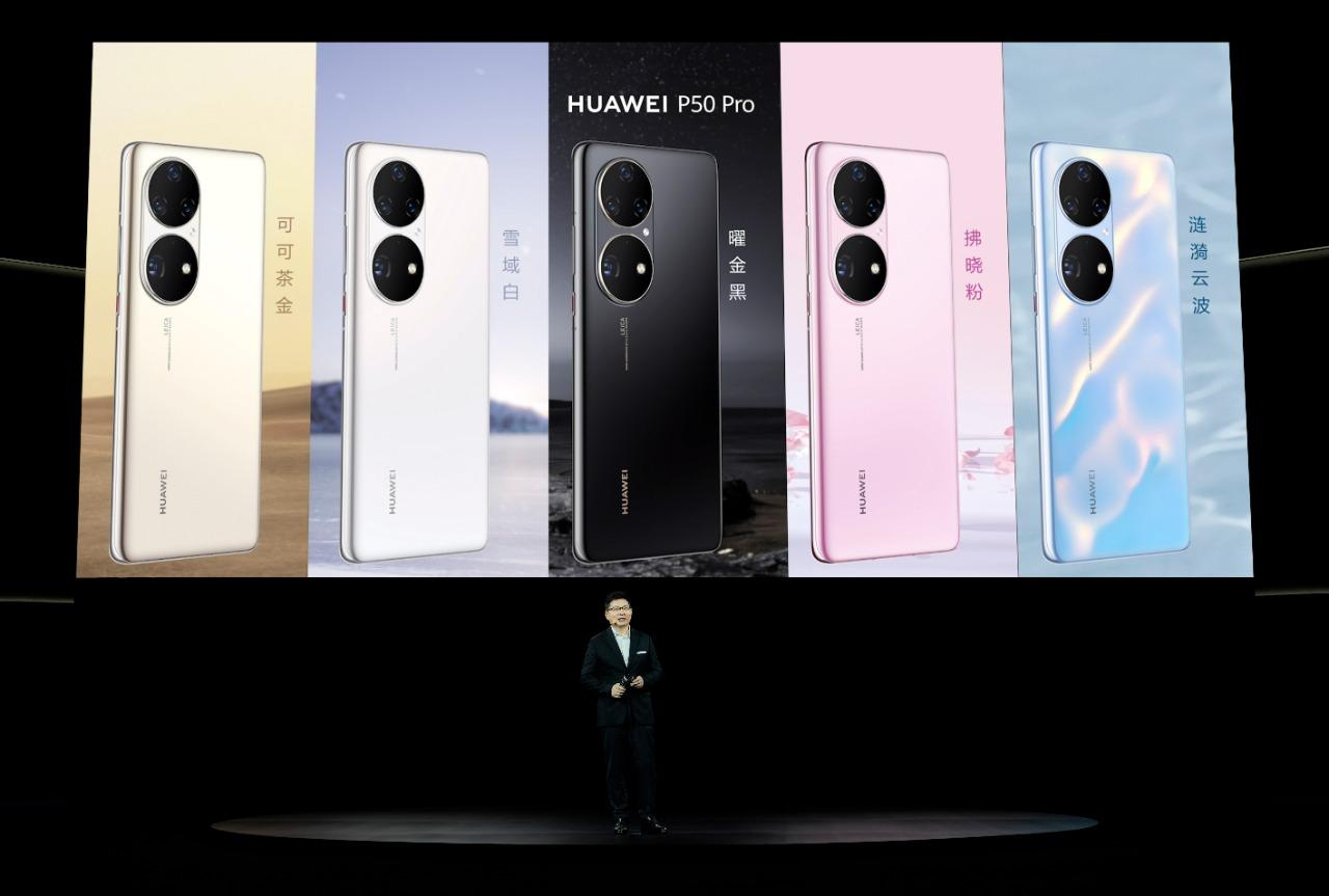 Ini Perbedaan Fitur Huawei P50 dan P50 Pro