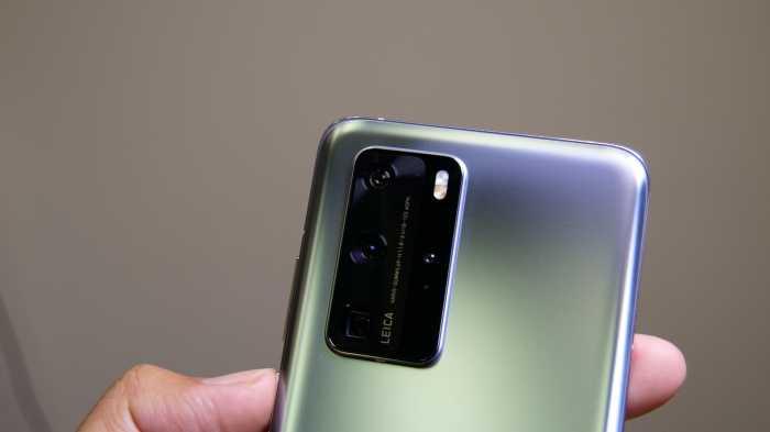 Kerja Sama Huawei dan Leica Berakhir di Seri P50?