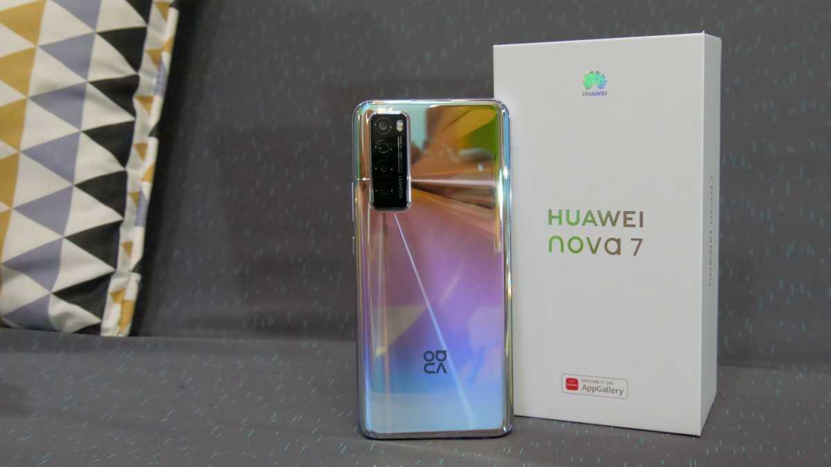 Tanpa Layanan Google, Huawei Nova 7 Cuma Hadirkan Game Ini?