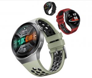 Smartwatch baru ini juga mendukung pemantauan detak jantung, pengingat denyut jantung yang abnormal, pemantauan level tekanan, dan fitur pemantauan tidur. (Foto: Dok. Huawei)