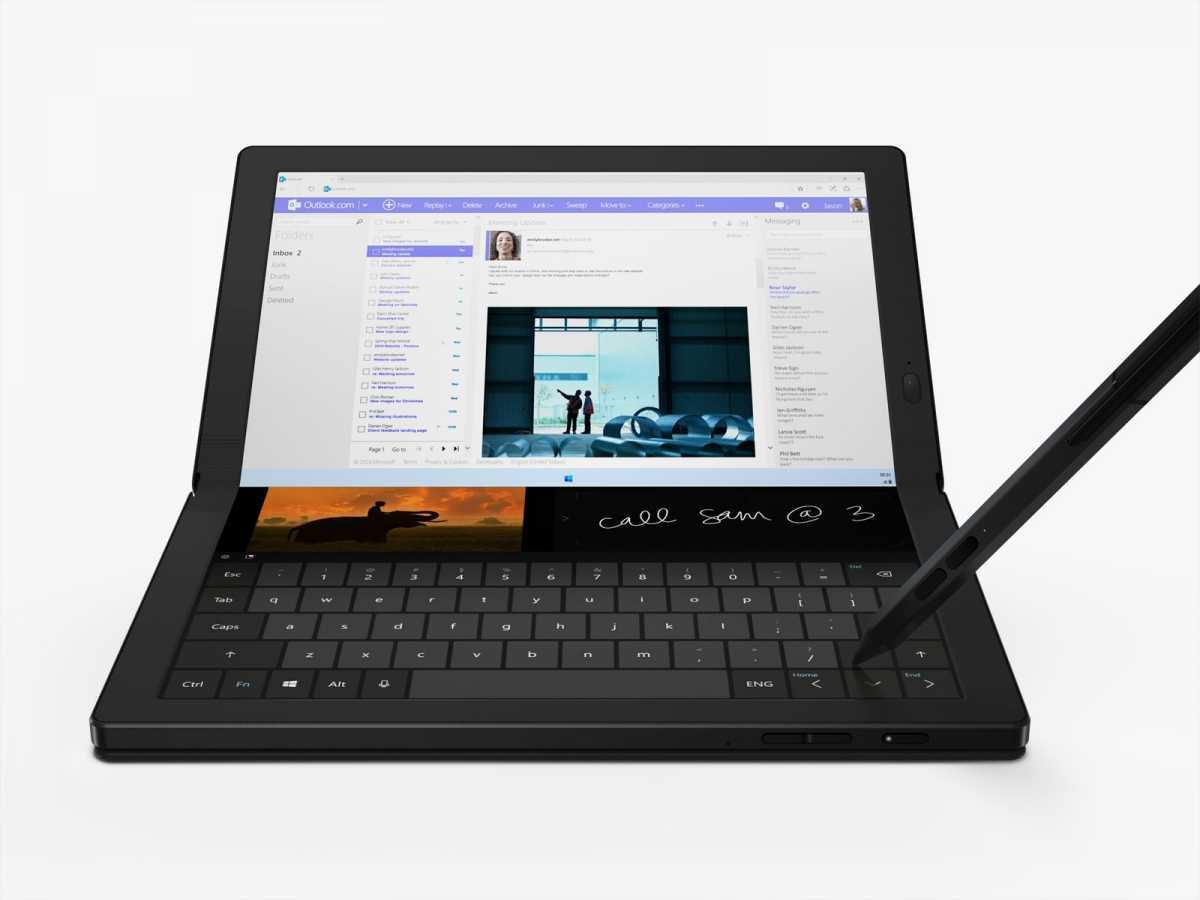 Laptop Layar Lipat Lenovo Sudah Bisa Dipesan Seharga Rp37 Juta Siapa Mau