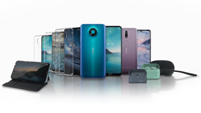 Nokia Pamer 3 Smartphone Terbaru, Seri 8.3 5G Mulai Dijual