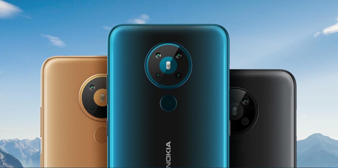 Nokia 5.3 Andalkan Quad Camera, Snapdragon 665
