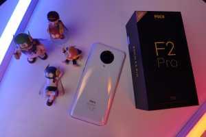 . Kameranya sendiri terdiri dari 64 MP (f/1.9, Sony IMX686, PDAF) 13 MP (f/2.4, ultrawide, berbidang pandang 123 derajat) 5 MP (f/2.2, telemacro, 2x optical zoom, macro 3-7 cm) 2 MP (f/2.4, depth sensor) (Ranny Utami/Uzone.id)