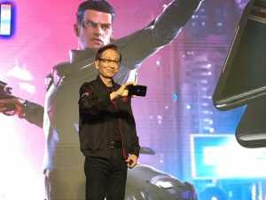 Peluncuran ROG Phone II terasa begitu spesial berkat kehadiran Chairman Asus, Jonney Shih yang membuka acara.